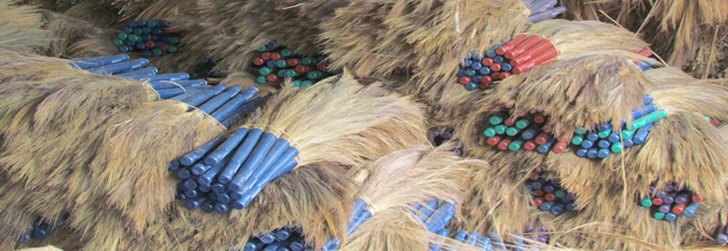 Manish Brooms Industry – Manufacturer & Supplier of Grass Brooms in
